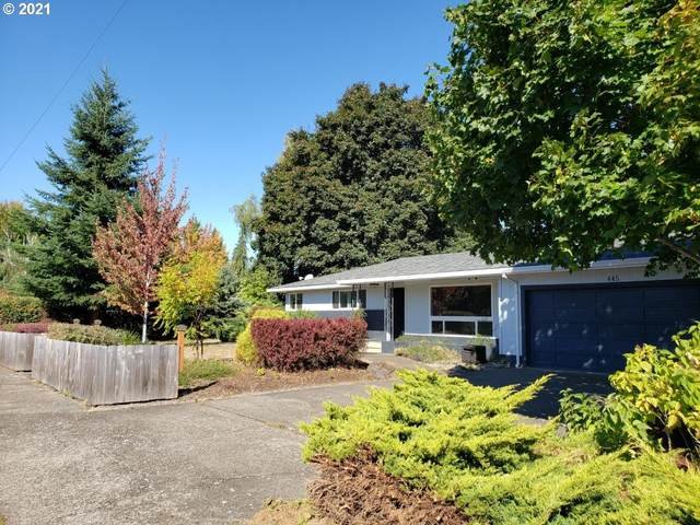445 SW Chapman St, Sheridan, OR 97378 (MLS #21237764) :: Fox Real Estate Group