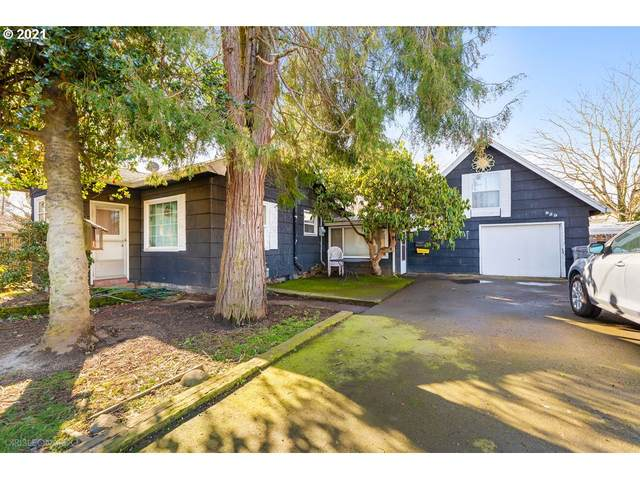 829 NE 107TH Ave, Portland, OR 97220 (MLS #21237991) :: Real Tour Property Group