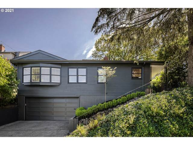 3916 SW Council Crest Dr, Portland, OR 97239 (MLS #21238046) :: Premiere Property Group LLC