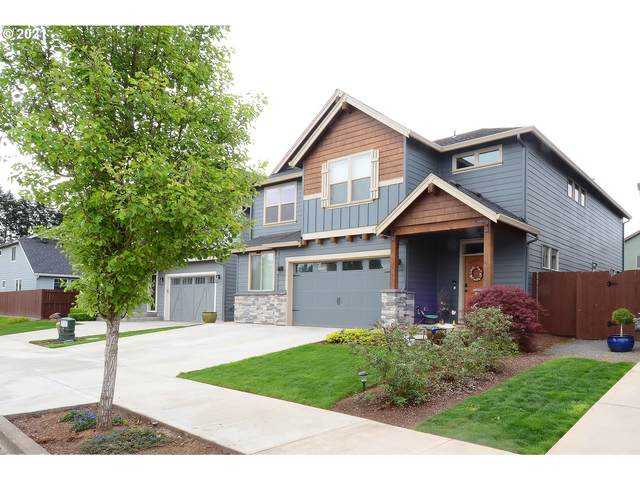 15409 NE 106TH St, Vancouver, WA 98682 (MLS #21238296) :: Duncan Real Estate Group