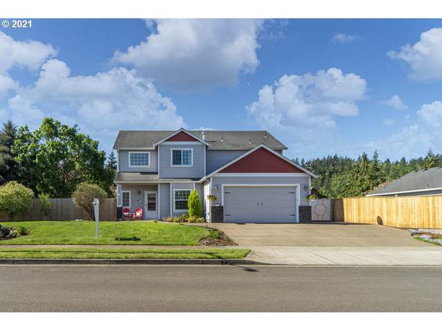 303 Division St, Silverton, OR 97381 (MLS #21238380) :: Cano Real Estate