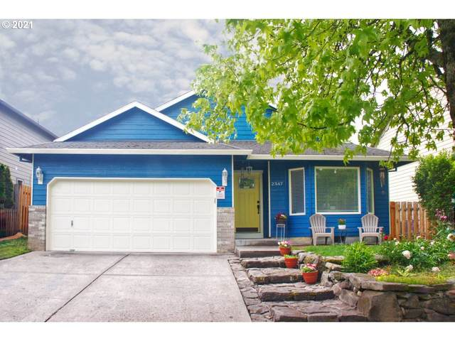 2347 SE Kane Ave, Gresham, OR 97080 (MLS #21238393) :: Real Tour Property Group