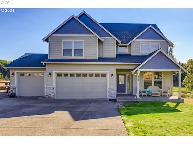 897 E Garfield St, Carlton, OR 97111 (MLS #21238815) :: Fox Real Estate Group