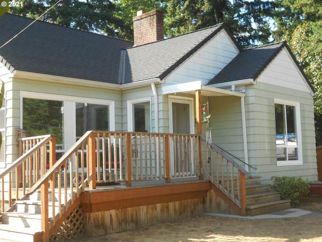 3303 SE 129TH Ave, Portland, OR 97236 (MLS #21238874) :: Coho Realty