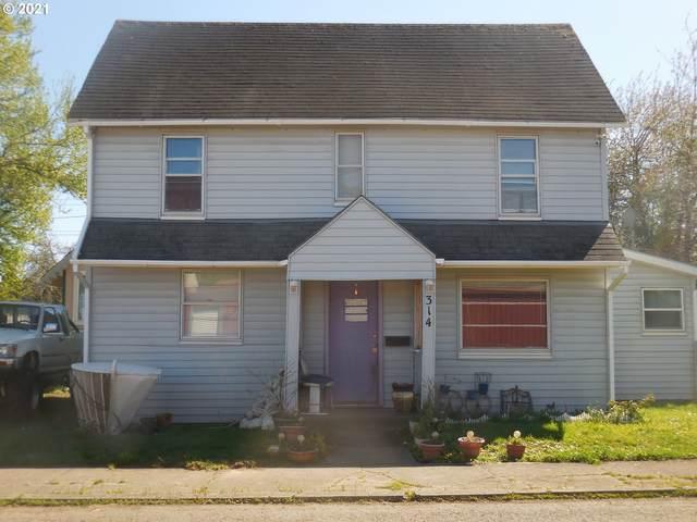 314 SW Railroad St, Sheridan, OR 97378 (MLS #21239060) :: Premiere Property Group LLC