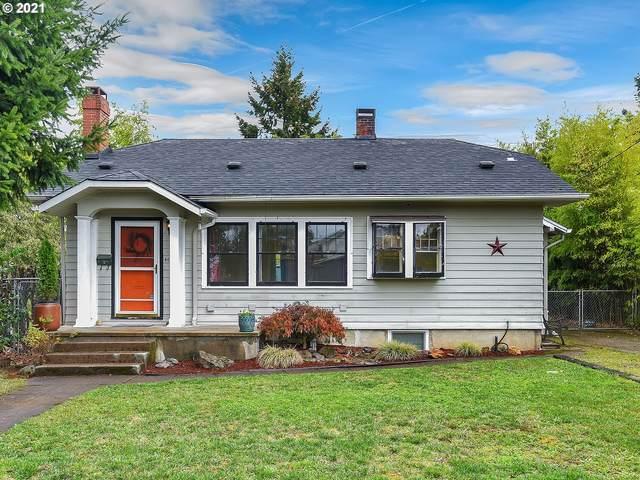 4608 NE 95TH Ave, Portland, OR 97220 (MLS #21239112) :: Premiere Property Group LLC