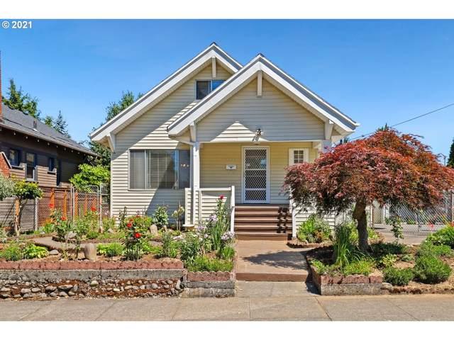 3933 SE Tibbetts St, Portland, OR 97202 (MLS #21239120) :: Cano Real Estate