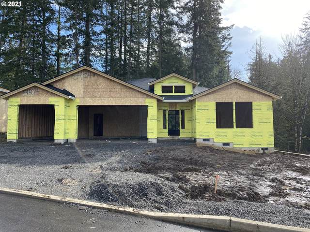 1612 NE Cascadia Ridge Dr, Estacada, OR 97023 (MLS #21239123) :: Cano Real Estate