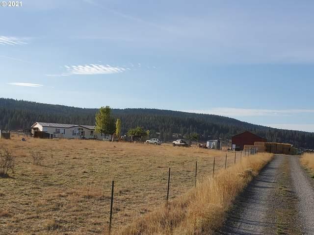 69786 Pine Grove Loop, Elgin, OR 97827 (MLS #21239222) :: McKillion Real Estate Group