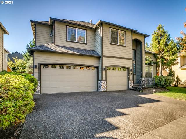 16120 SW Snowy Owl Ln, Beaverton, OR 97007 (MLS #21239736) :: Townsend Jarvis Group Real Estate