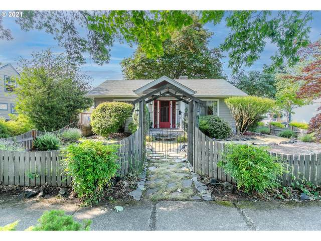1290 W 11TH Ave, Eugene, OR 97402 (MLS #21239993) :: The Pacific Group