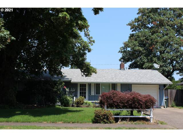 1218 Quinalt St, Springfield, OR 97477 (MLS #21240021) :: The Haas Real Estate Team