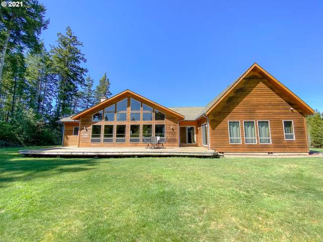 88539 Windhurst Ln, Bandon, OR 97411 (MLS #21240109) :: Beach Loop Realty