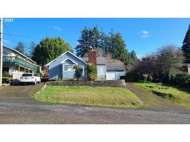 468 9TH Ave, Coos Bay, OR 97420 (MLS #21240525) :: Townsend Jarvis Group Real Estate