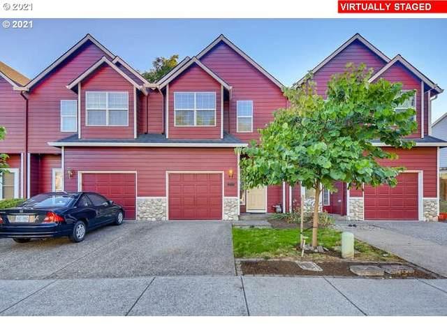 19748 SW Brookfield Ln, Beaverton, OR 97003 (MLS #21240581) :: Keller Williams Portland Central