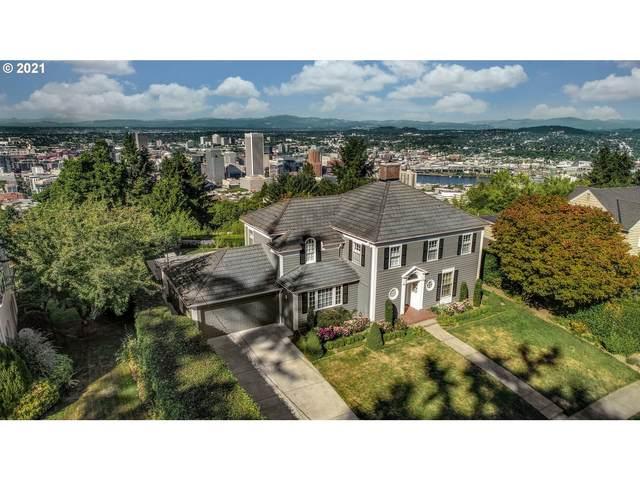 1281 SW Davenport St, Portland, OR 97201 (MLS #21240804) :: Stellar Realty Northwest