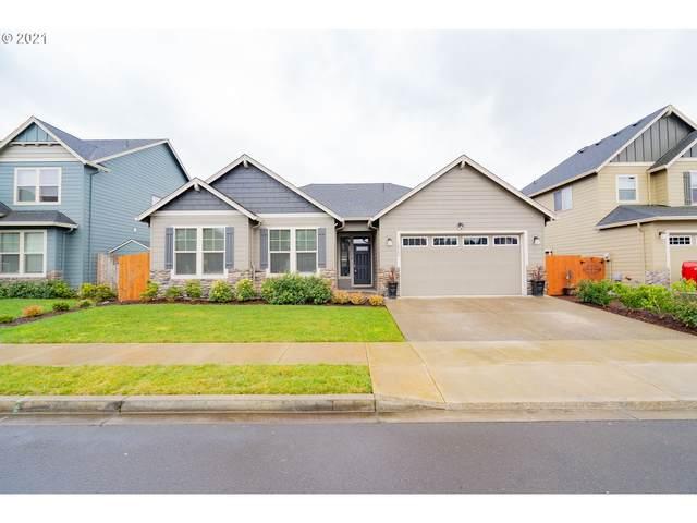 12503 NE 107TH Way, Vancouver, WA 98682 (MLS #21240835) :: Cano Real Estate