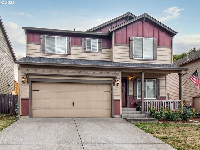 4116 NE 50TH Cir, Vancouver, WA 98661 (MLS #21240896) :: Next Home Realty Connection