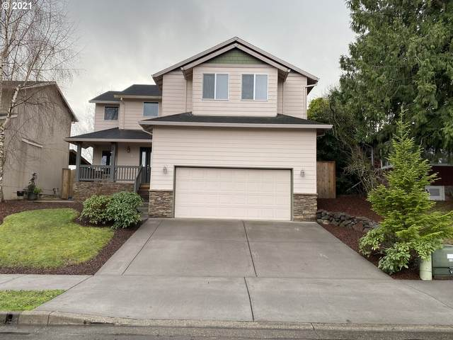 3536 SW 25TH St, Gresham, OR 97080 (MLS #21240976) :: Fox Real Estate Group
