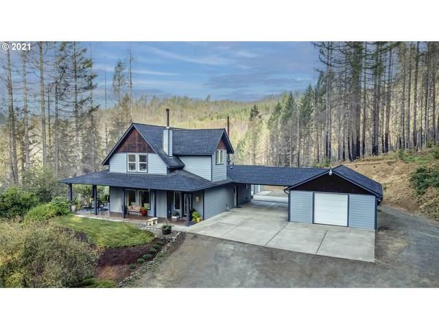 45935 N Gate Creek Rd, Vida, OR 97488 (MLS #21241109) :: The Haas Real Estate Team
