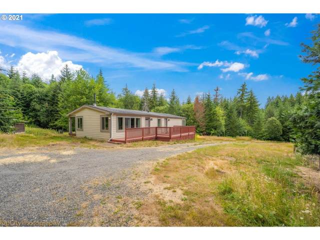 58615 Cedar Creek Rd, Scappoose, OR 97056 (MLS #21241116) :: Next Home Realty Connection