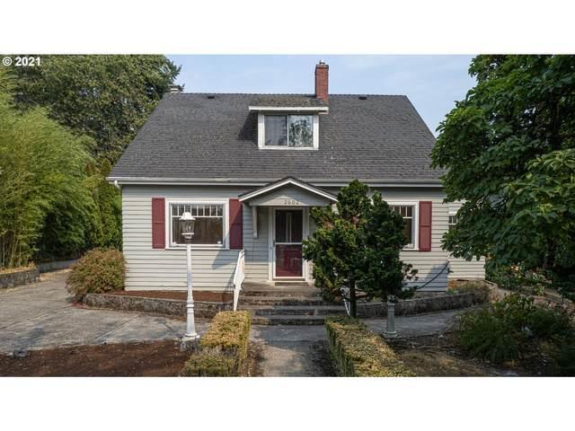 2602 SE 101ST Ave, Portland, OR 97266 (MLS #21241388) :: Windermere Crest Realty