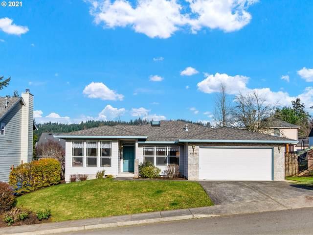 14267 SE Sieben Creek Dr, Clackamas, OR 97015 (MLS #21241396) :: Song Real Estate