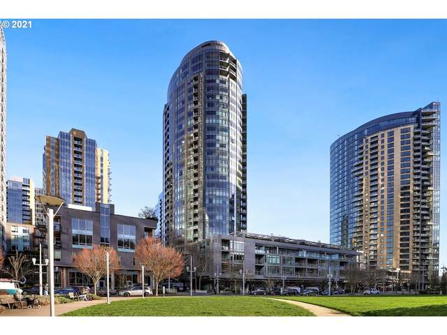 3601 S River Pkwy #706, Portland, OR 97239 (MLS #21241555) :: Coho Realty