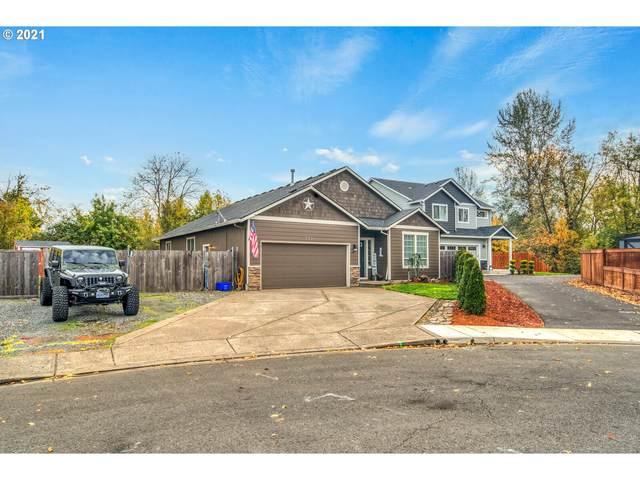 777 Rachel Ln, Molalla, OR 97038 (MLS #21241613) :: Oregon Digs Real Estate