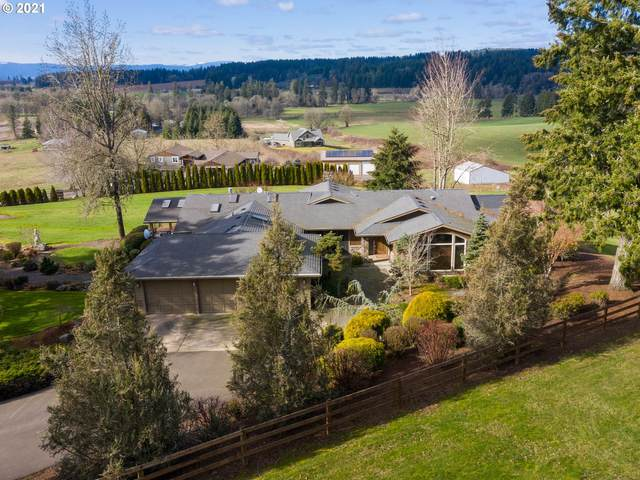 13311 NW Mason Hill Rd, North Plains, OR 97133 (MLS #21241801) :: Beach Loop Realty