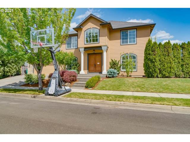 335 W Edgewood Dr, Newberg, OR 97132 (MLS #21241887) :: Holdhusen Real Estate Group