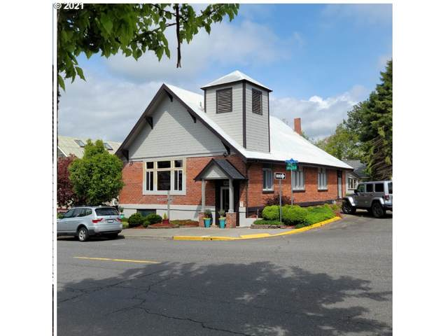 418 Pioneer St, Ridgefield, WA 98642 (MLS #21242018) :: The Pacific Group