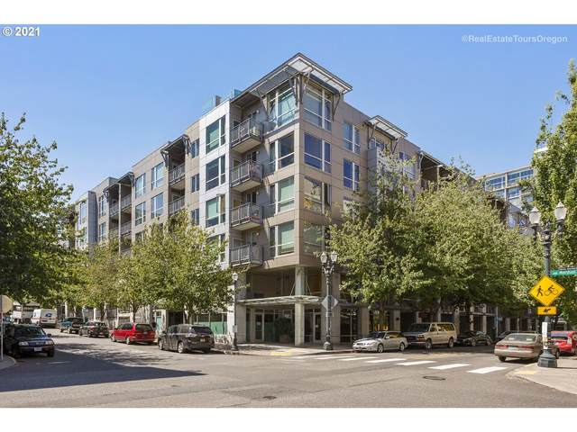 1125 NW 9TH Ave #205, Portland, OR 97209 (MLS #21242027) :: Lux Properties