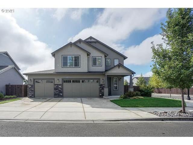 16603 NE 98TH St, Vancouver, WA 98682 (MLS #21242266) :: Lux Properties