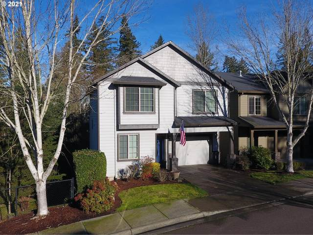 19827 SW Jette Ln, Beaverton, OR 97003 (MLS #21242275) :: Beach Loop Realty