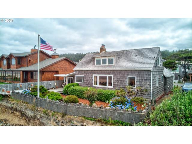 3216 S Pacific St, Cannon Beach, OR 97110 (MLS #21242419) :: The Pacific Group