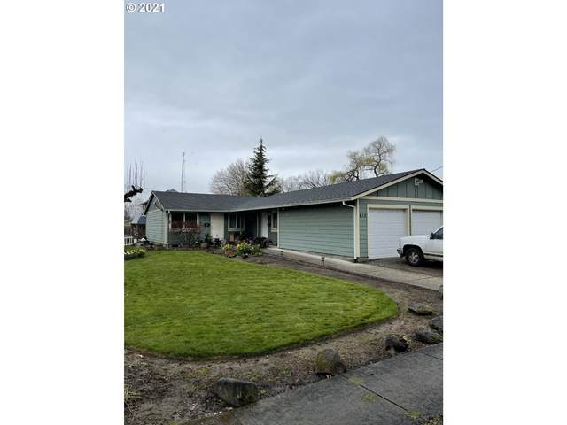 415 S Lincoln St, Newberg, OR 97132 (MLS #21242567) :: Fox Real Estate Group