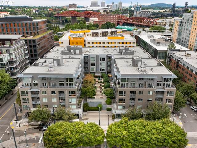 1125 NW 9TH Ave #425, Portland, OR 97209 (MLS #21242684) :: The Liu Group