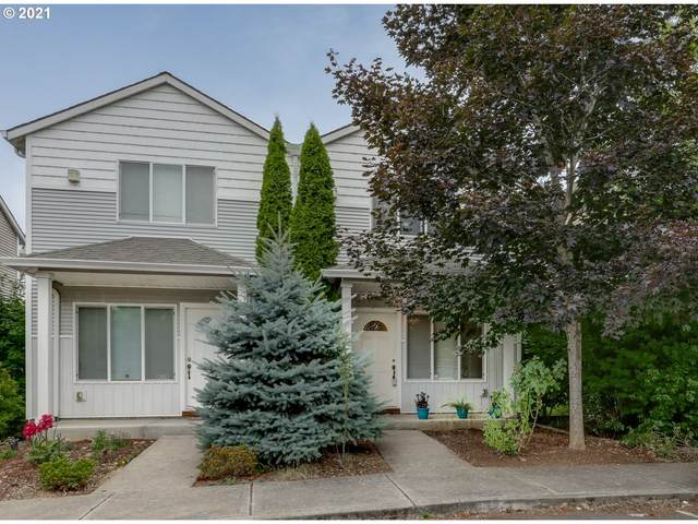 725 SE 148TH Ave A, Portland, OR 97233 (MLS #21242758) :: McKillion Real Estate Group