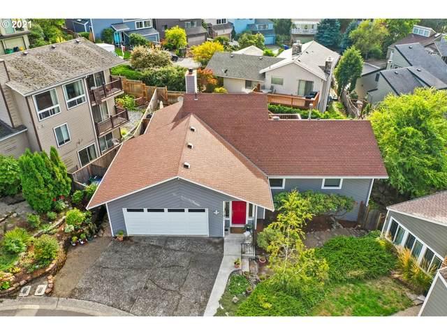 11511 SE Flavel St, Portland, OR 97266 (MLS #21242786) :: Premiere Property Group LLC
