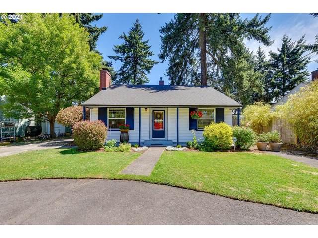 1814 NE 101ST Ave, Portland, OR 97220 (MLS #21242847) :: Stellar Realty Northwest