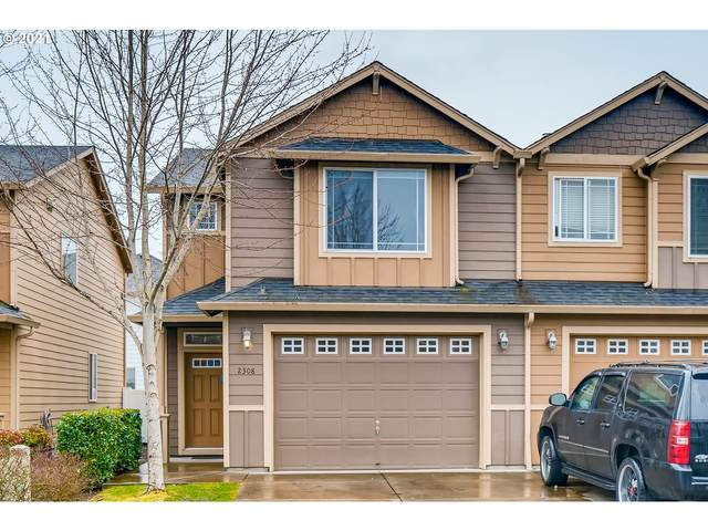 2308 NE 114TH Ct, Vancouver, WA 98684 (MLS #21243012) :: Change Realty