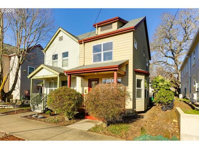 7 NE Morris St, Portland, OR 97212 (MLS #21243061) :: Coho Realty