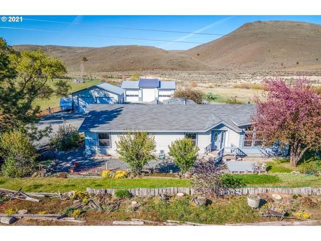 39872 Old Hwy 30, Baker City, OR 97814 (MLS #21243109) :: Fox Real Estate Group
