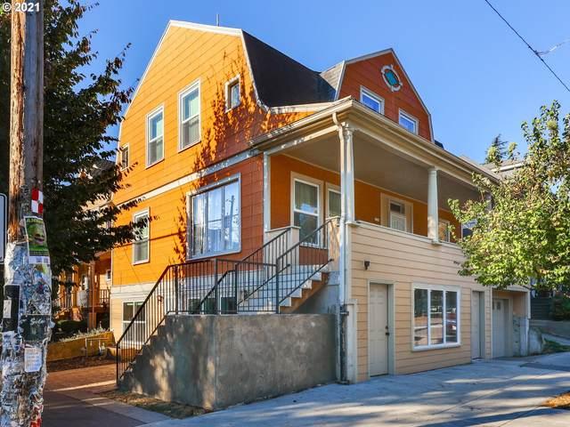 2334 E Burnside St, Portland, OR 97214 (MLS #21243147) :: Cano Real Estate