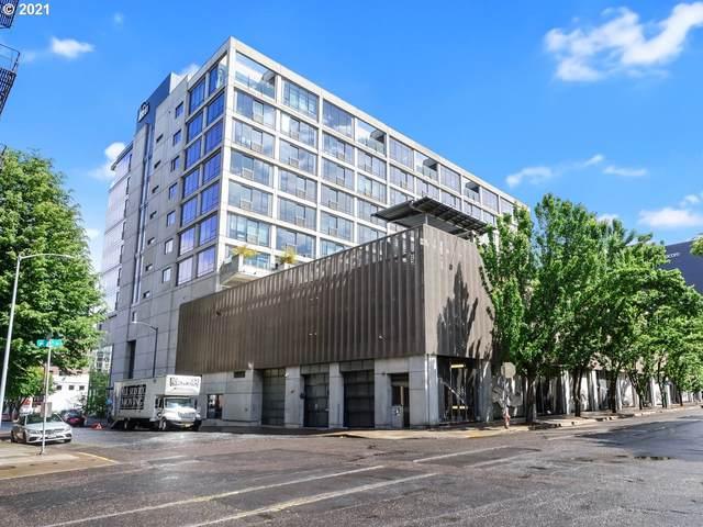 1410 NW Kearney St #710, Portland, OR 97209 (MLS #21243598) :: Premiere Property Group LLC