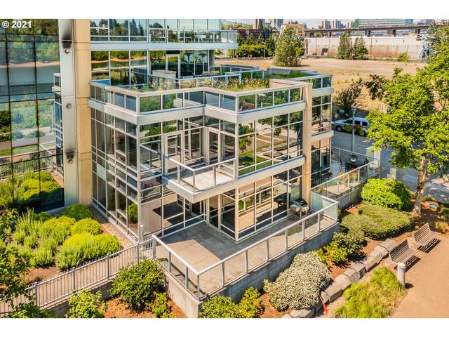 836 S Curry St E #100, Portland, OR 97239 (MLS #21243741) :: Real Estate by Wesley