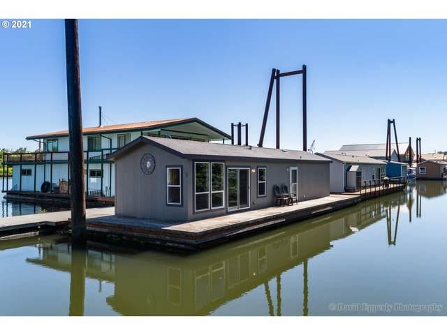 13342 NW Marina Way #27, Portland, OR 97231 (MLS #21244003) :: Cano Real Estate