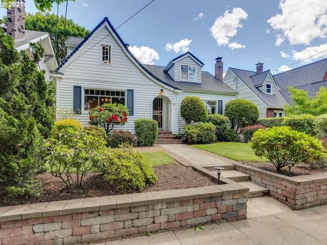916 NE Hazelfern Pl, Portland, OR 97232 (MLS #21244090) :: Townsend Jarvis Group Real Estate