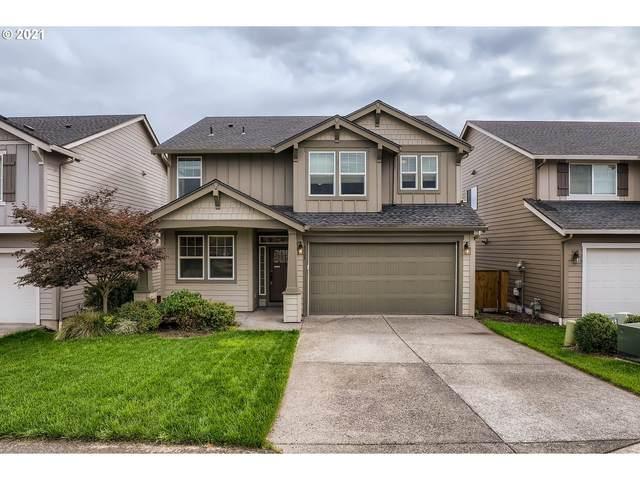 3628 NE Sitka Dr, Camas, WA 98607 (MLS #21244177) :: Song Real Estate